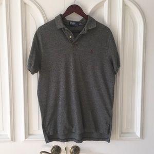 Gray Polo shirt by Ralph Lauren